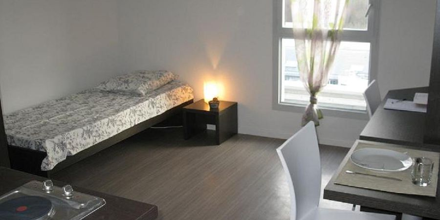 city residence nantes campus student residence nantes. Black Bedroom Furniture Sets. Home Design Ideas