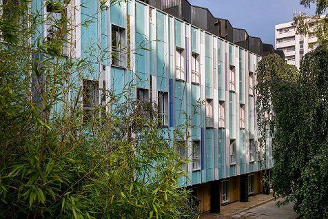 Campusea Lecourbe Student Residence Paris