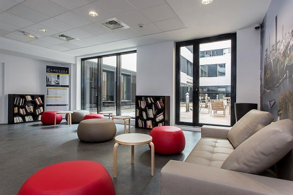 Campusea Lecourbe Student Residence Paris