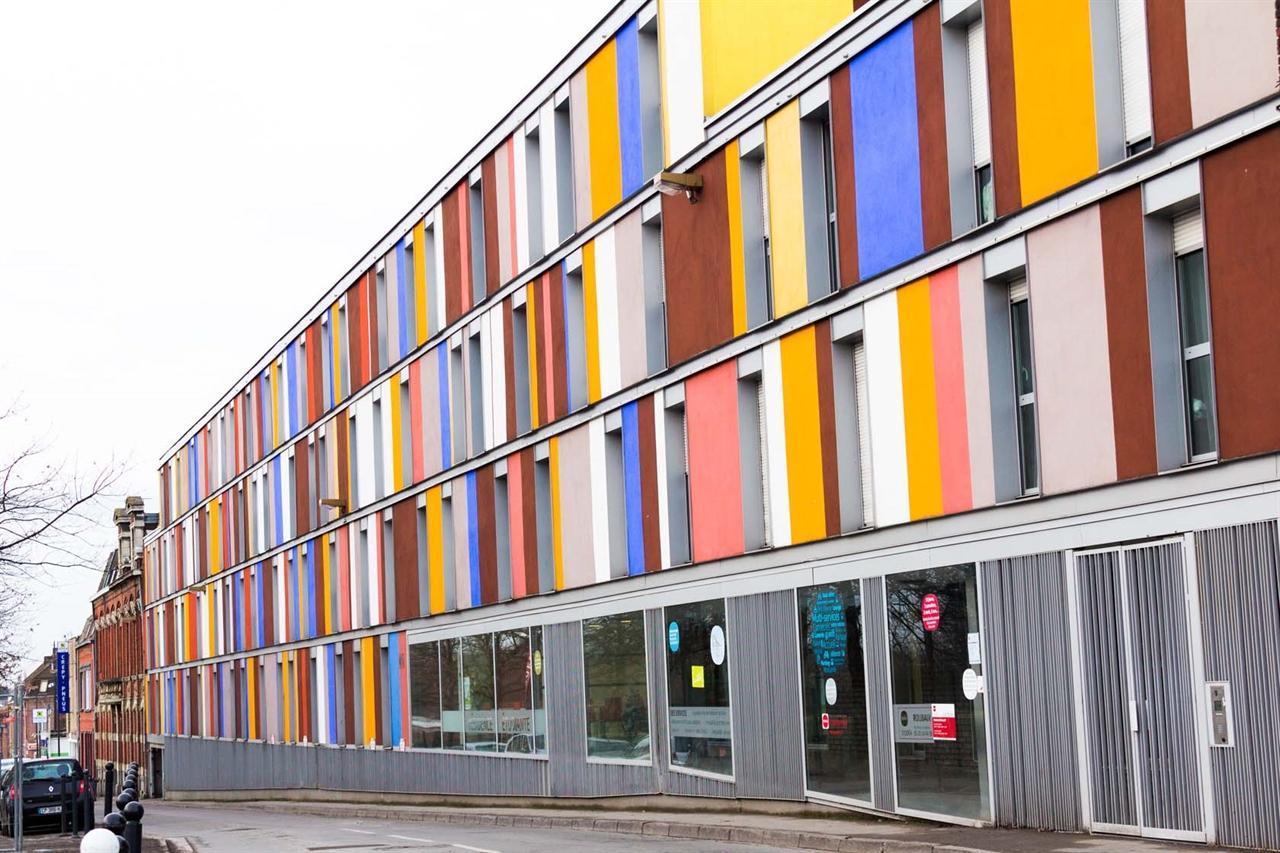 Residence Maison Blanche Lille 652 logement étudiant à villeneuve-d'ascq